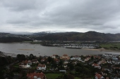 View from Deganwy