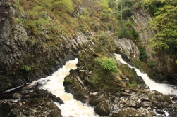 The Conwy Falls