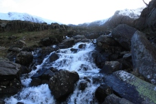 The Ogwen Falls