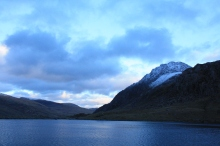 Evening over Tryfan