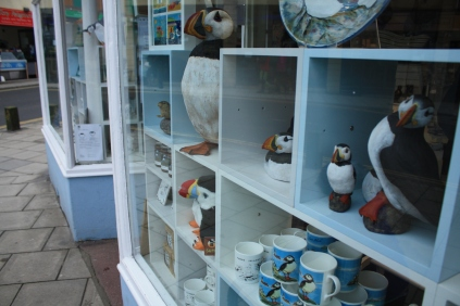 If you like puffins, come to Seahouses