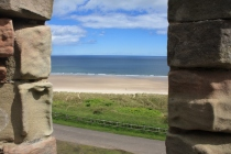 Very nice on Bamburgh Beach