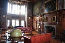 The Victorian lounge, sadly it was hard to get enough light for photos in the rest of the castle