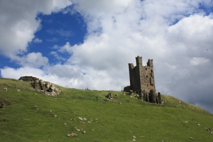 The Lilburn Tower of Dunstanburgh