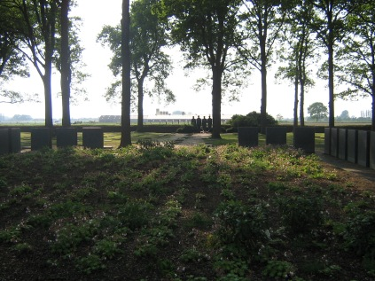 Langemark and its mass grave