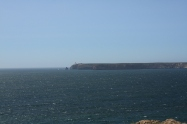Looking to Cape St Vincent