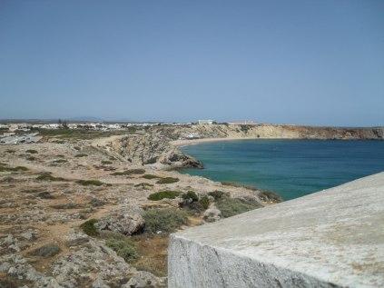 Looking towards Segres town