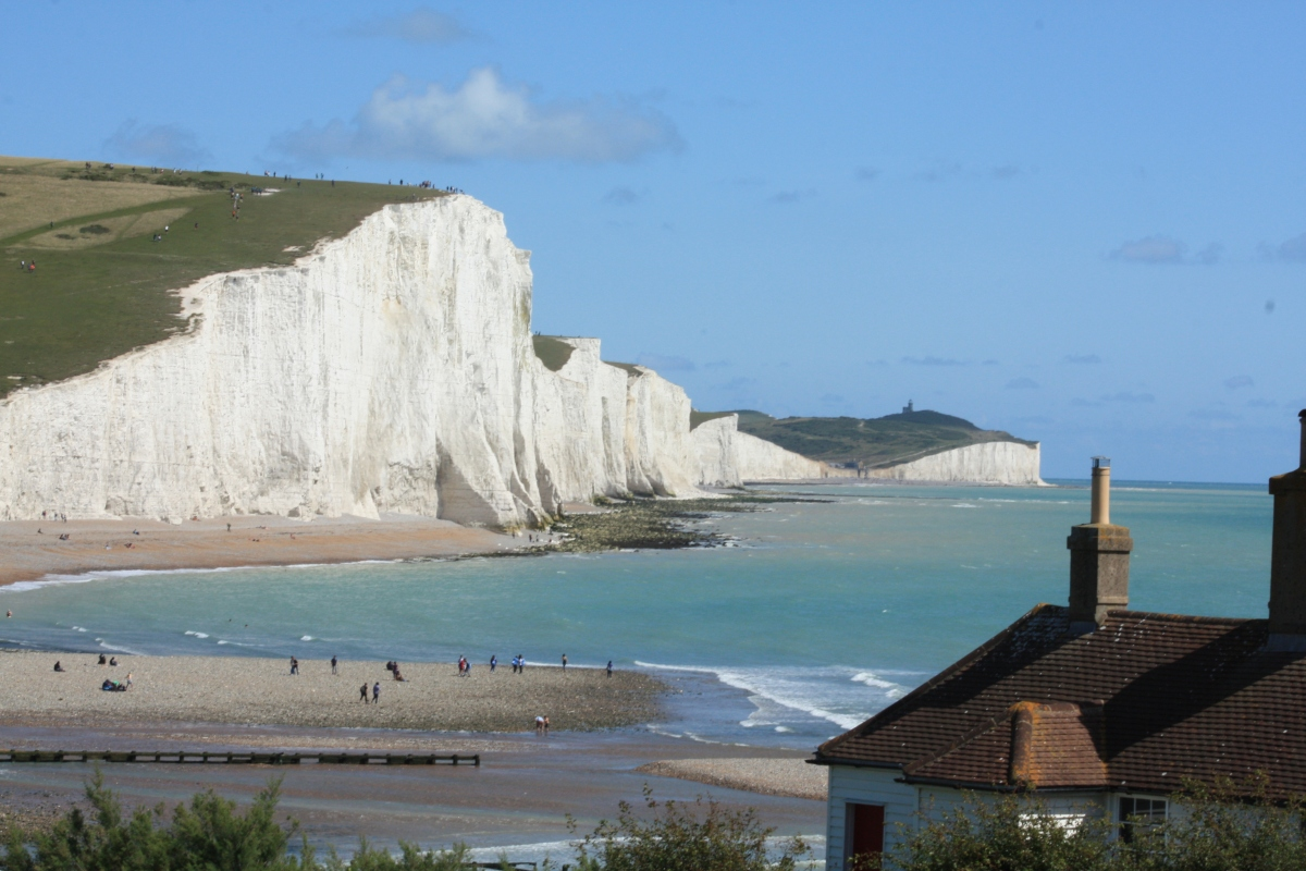 The White Cliffs ofSussex